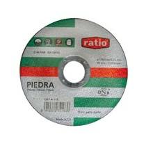 DISCO CORTE FINO PIEDRA 115X1,6MM.R