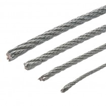 CABLE ACERO INOX.AISI-316...