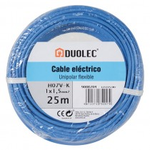CABLE ELECTRICO 1,5 MM X25M...
