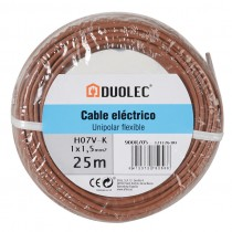 CABLE ELECTRICO 1,5 MMX25M...