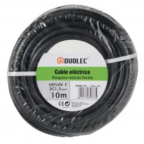 CABLE ELECT.MANG.RED 3X1,5...