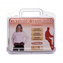 CINTURON SEGURIDAD ECOSAFEX...