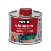 QUITA PINTURAS RATIO 500 ML