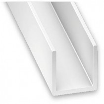 U PVC blanco 10x14x10x1...
