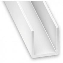 U PVC blanco 10x18x10x1...