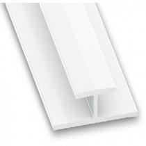 Perfil de unión 3,5 mm PVC...