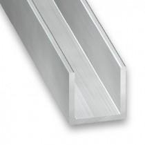 U aluminio bruto 6x6x6x1...