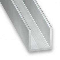 U aluminio bruto 8x8x8x1...