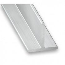 T aluminio bruto 15x15x1,5 1m.