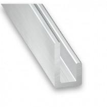 U alas desigual aluminio...