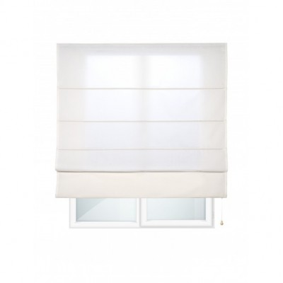 CITY - Estor Plegable con varillas Crudo 150X250
